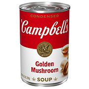 Campbell's Condensed Golden Mushroom Soup