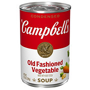 Campbell's Condensed Old Fashioned Vegetable Soup