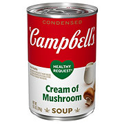 Campbell's Healthy Request Condensed Cream of Mushroom Soup