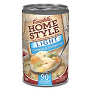 Campbell's Home Style Light Chicken and Dumplings Soup
