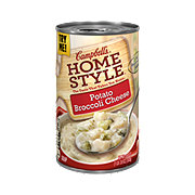 Campbell's Homestyle Potato Broccoli Cheese Soup