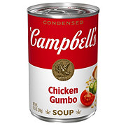 Campbell's Light Condensed Chicken Gumbo Soup