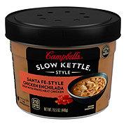 Campbell's Slow Kettle Santa Fe Chicken Enchilada