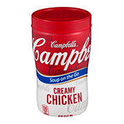 Campbell's Soup at Hand Creamy Chicken Soup