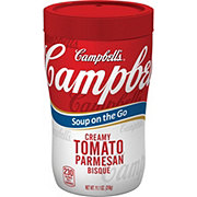 Campbell's Soup on the Go Creamy Tomato Parmesan Bisque Soup