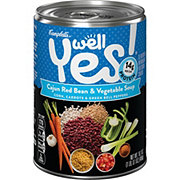 Campbell's Well Yes! Cajun Red Red Bean And Vegetable Soup