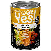 Campbell's Well Yes! Chicken Noodle Soup