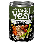 Campbell's Well Yes! Hearty Lentil with Vegetables Soup