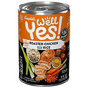 Campbell's Well Yes! Roasted Chicken with Wild Rice Soup