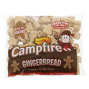 Campfire Gingerbread Flavored Marshmallows