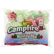 Campfire Holiday Mix, Cinnamon & Vanilla Marshmallow