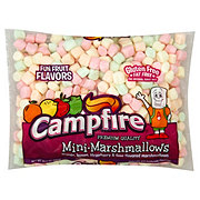Campfire Mini Fruit Marshmallows
