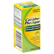 Campho-Phenique Medicated Pain And Itch Relieving Antiseptic Liquid