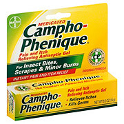 Campho-Phenique Pain Relieving Antiseptic Gel Original Formula