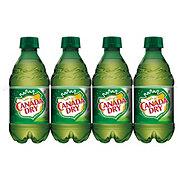 Canada Dry Ginger Ale 12 oz Bottles