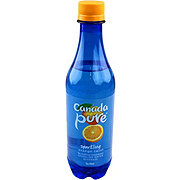 Canada Pure Sparkling Water Orange Twist