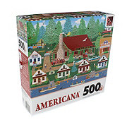 Canadian Group Americana 500 Piece Puzzle