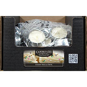 Candle-Lite Creamy Vanilla Swirl Scented Tealights