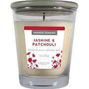 Candle-lite Essential Elements Jasmine & Patchouli Candle