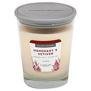 Candle-lite Essential Elements Mahogany & Vetiver Candle