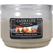 Candle-Lite Evening Fireside Glow Scented  Wick Candle