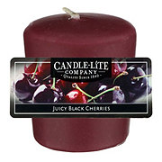 Candle-Lite Juicy Plack Cherries Scented Votive