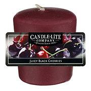 Candle-Lite Juicy Plack Cherries Scented Votive