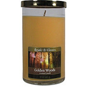 Candle-Lite Royale Classics Golden Woods