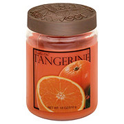 Candle-Lite Tangerine Scented Jar Candle