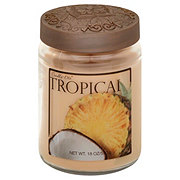 Candle-Lite Tropical Scented Jar Candle