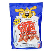 Canine Carry Outs Beef Flavor Dog Treats