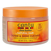 Cantu Shea Butter Define & Shine Custard