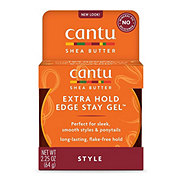 Cantu Shea Butter Edge Stay Gel Extra Hold