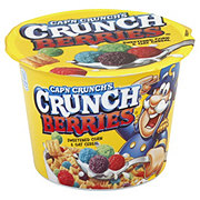 Cap'n Crunch Crunch Berries Cup