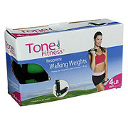 CAP Tone Fitness 2 LB Neoprene Walk Weights