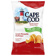 Cape Cod Kettle Cooked Reduced Fat Sweet Mesquite Barbecue Potato Chips