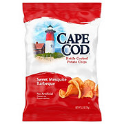 Cape Cod Kettle Cooked Sweet Mesquite Barbeque Potato Chips
