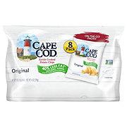 Cape Cod Original Reduced Fat Kettle Potato Chips 8 Pack