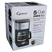 Capresso 5 Cup Mini Drip Coffee Maker