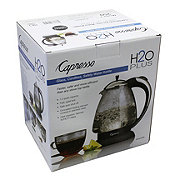 Capresso H2O Plus Glass Water Kettle
