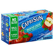 Capri Sun Mountain Cooler Juice Drink 10 PK