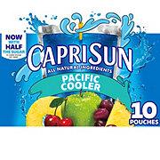 Capri Sun Pacific Cooler Mixed Fruit Flavored Juice Drink Blend 6 oz Pouches ‑ Shop Juice at H‑E‑B
