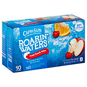 Capri Sun Roarin' Waters Fruit Punch Flavored Water Beverage 6 oz Pouches