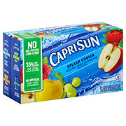 Capri Sun Splash Cooler Juice Drink Blend 6 oz Pouches