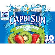 Capri Sun Strawberry Kiwi Juice Drink Blend 10 PK