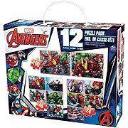Cardinal Industries Avengers Puzzle Bundle