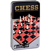 Cardinal Industries Checkers, Chess & Tic Tac Toe