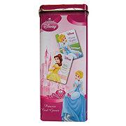 Cardinal Industries Disney Princess 2 Card Games in Tin