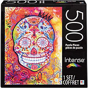 Cardinal Industries Intense Puzzle Skull