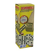 Cardinal Industries Ivory Color Dominoes